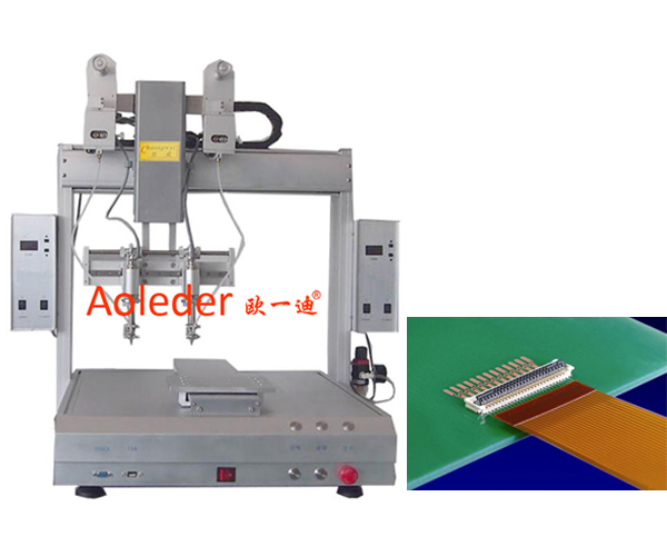 Automatic soldering machine,CWDH-321