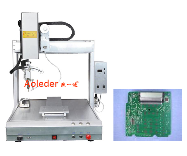 Automatic Soldering Machine,CWDH-411
