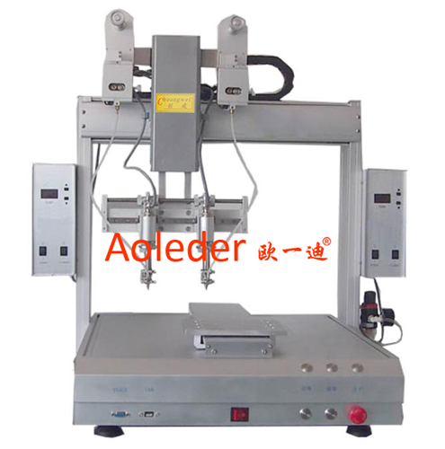 Robotic soldering machine,CWDH-321
