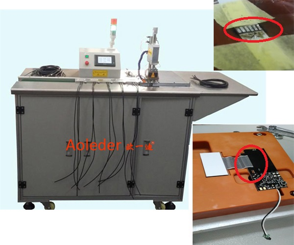 Hotbar Soldering Machine with Wide Application,CWPDY2IN