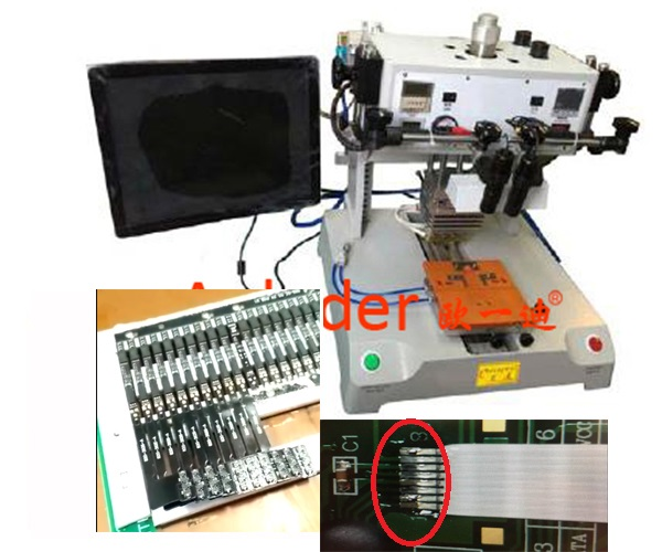 HSC Hotbar Soldering Connector Machine,CWPP-3A