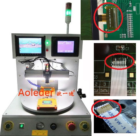 Pulse Thermode Hot Bar Soldering