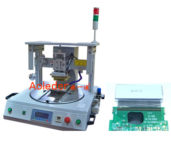 FPC to PCB Auto-pulse Hot Bar Soldering Machine with High Precision,CWPC-1A