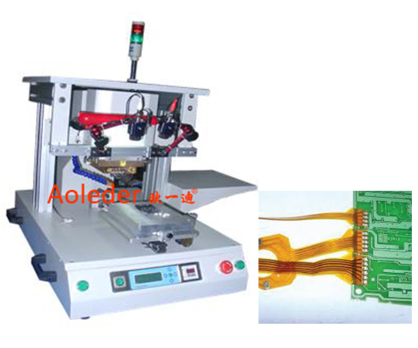FPC to PCB Auto Tin Hot Bar Soldering Machine,CWPP-1A