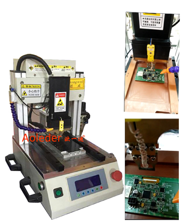 Pulsed-Heated Hot Bar Reflow Machinery,CWPP-1S