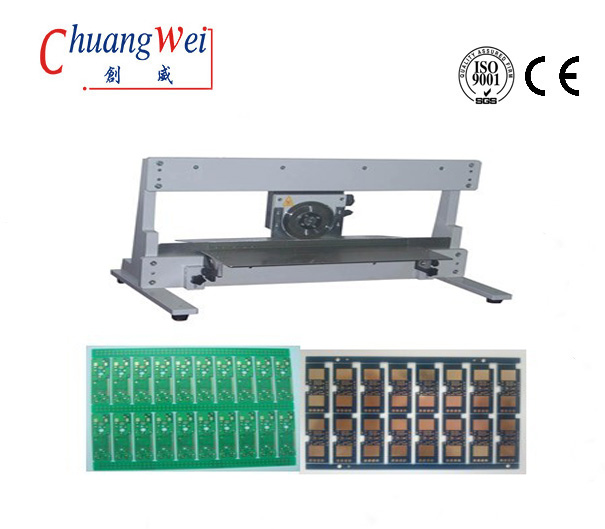 PCB Depaneling Machine PCB Depanelizer With CE Approval,CWV-1M