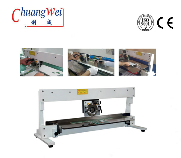 PCB Depaneling Machine, PCB Separator With High Accuracy,CWV-1M
