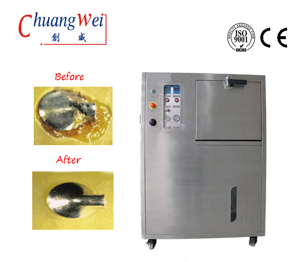 Pneumatic PCB Auto Cleaning Machine PCB Cleaner Machine SMT Machine,CW-210