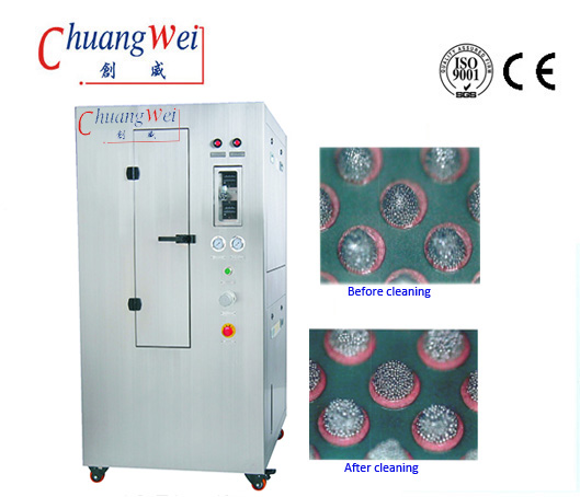SMT Cleaning Machine Stencil Washing Machine/Equipment With CE,CW-750