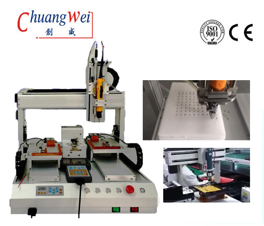 Automatic Screw Driving Machine Screw Driving System Solution,CWLS-1B
