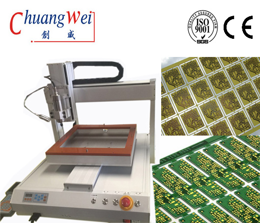 Desktop Spindle PCB Router PCB Separator,CWD-3A
