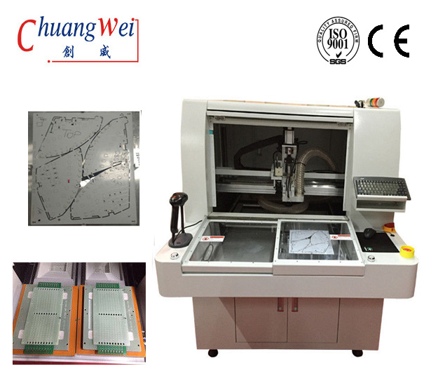 PCB Cutting Machine-Automatic Router for CNC,CW-F01-S