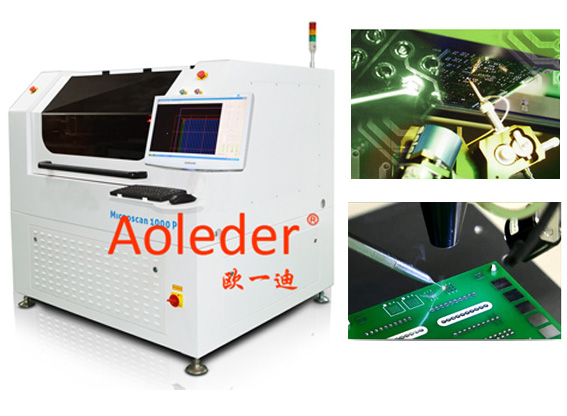 PCB Soldering Machine with Laser Soldering Systems,CWLS-1A